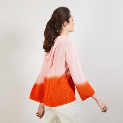 フード付きセーター- Colombe