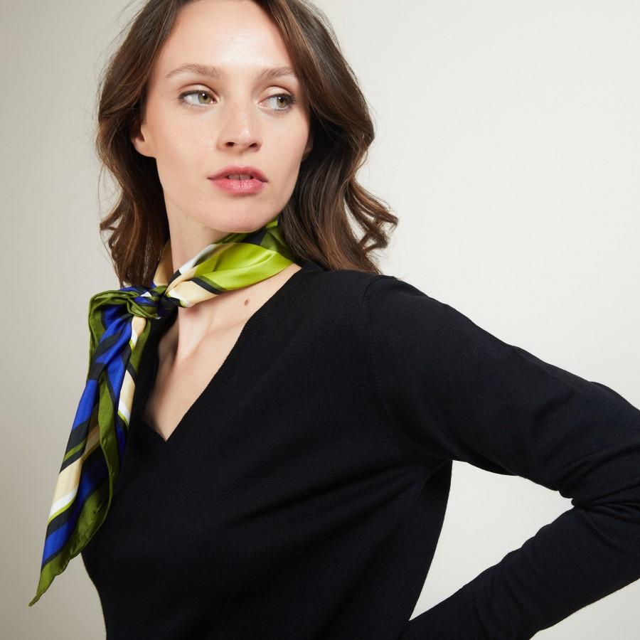 Silk scarf - Levine