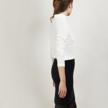 Short cashmere skirt - France
