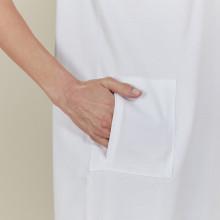 Robe manches courtes 100% coton - Angy