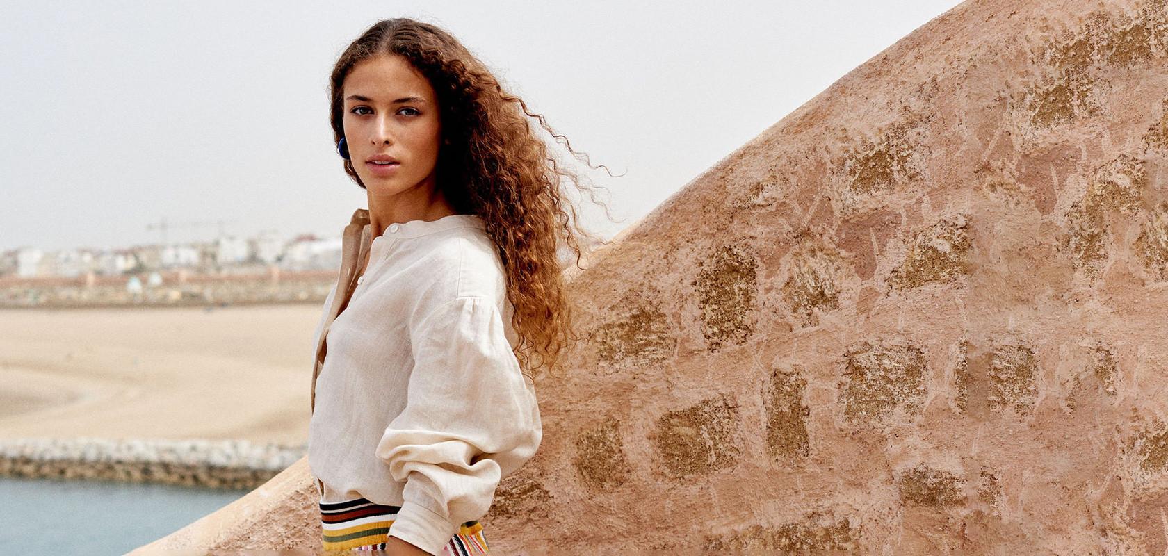 衣類 woman collection Maison Montagut