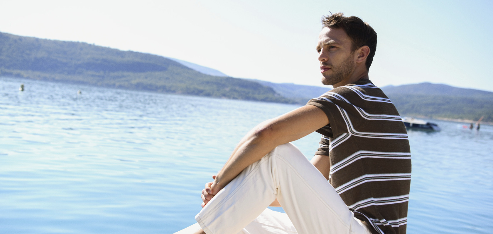 衣類 man t-shirts Maison Montagut